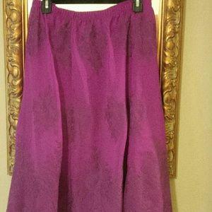 Beautiful a-line skirt